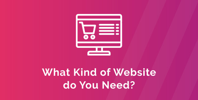 What Kind of Website Do You Need?